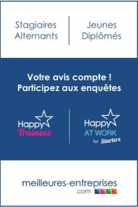 AfficheHappyTrainees HappyAtWorkStarters
